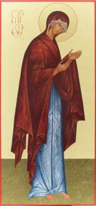 Theotokos-Deisis